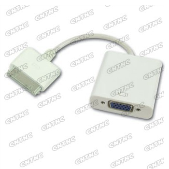 Iphone/Ipad to VGA  For transmission of iphone