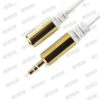 3.5mm stereo plug to  3.5mm stereo jack